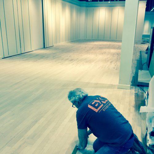 sablage de plancher, planchers exo-concept, installation de planchers, vente de plancher, plancher huilé, plancher vernis